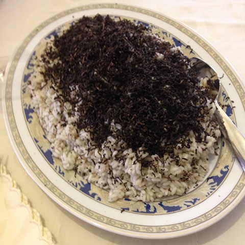 risotto-al-tartufo